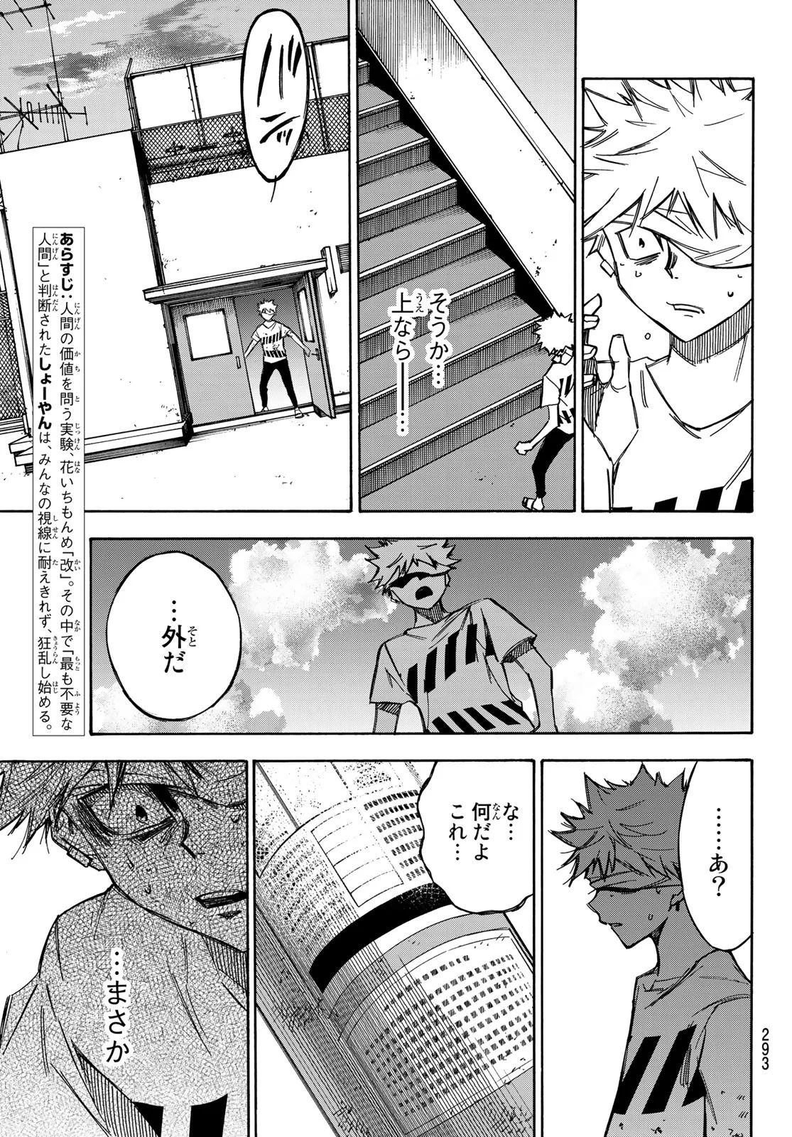 Manga Raw Nare no hate no Bokura Chapter 28